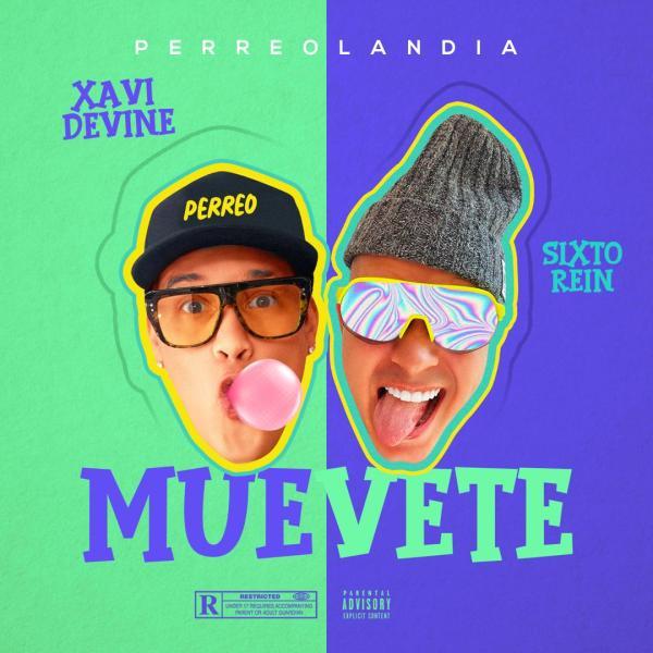 """image2 - """"Pa' las nalgonas"""": Xavi Devine y Sixto Rein lanzaron 'Muévete'"""