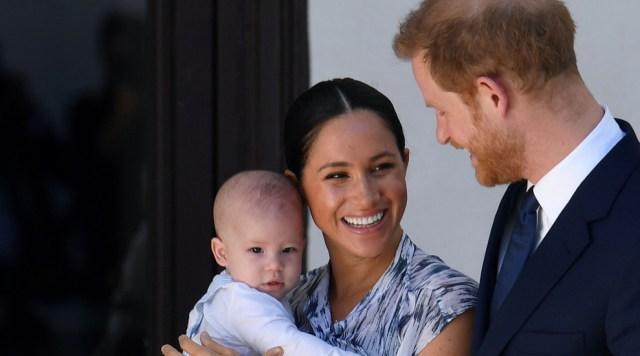archie harry - ¿Qué nacionalidad tendrán los hijos del príncipe Harry y Meghan Markle?