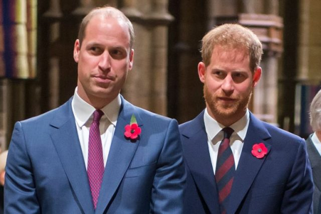 harry william - Los príncipes William y Harry tienen una cita en Londres
