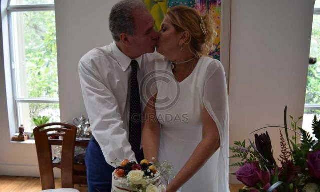 01067A00 0D3F 4548 888C 99500D36EBB7 - Revelaron fotos de la misteriosa boda de la actriz venezolana Belén Marrero