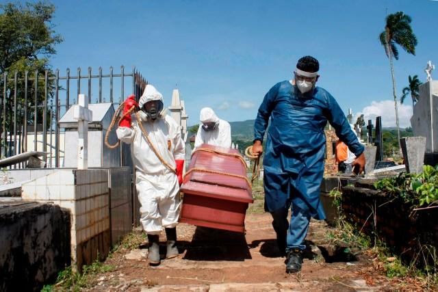 Régimen chavista reportó 15 nuevas muertes por coronavirus en Venezuela 5