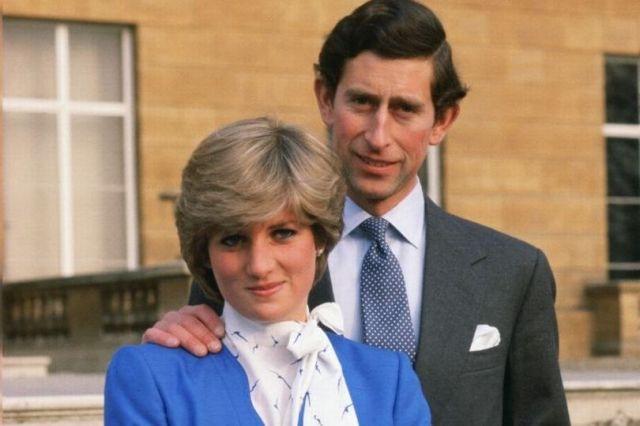 """principe carlos princesa diana - Vendía ropa interior y ahora brilla en la serie """"The Crown"""" como Lady Di"""