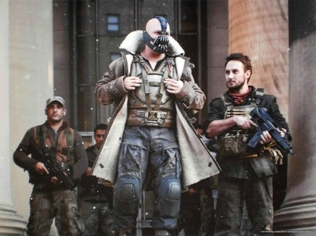 Bane The Dark Knight Rises - WTF? Un villano de Batman irrumpió en el Capitolio de EEUU, según Telesur