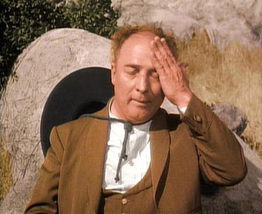 """Gene Sheldon bernardo el zorro - La historia que marcó a Gene Sheldon, el actor que interpretó al entrañable Bernardo en """"El Zorro"""""""