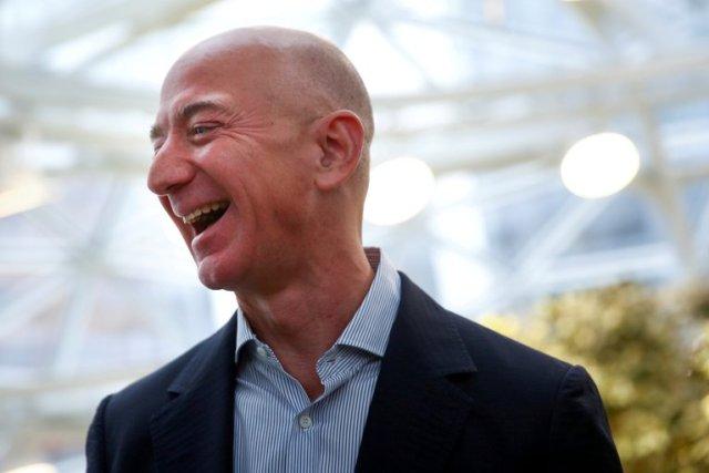 YB74ONSC6AZ4PQUJHRCK7663JM - Muy enamorado en su mansión y siguiendo una estricta rutina: Jeff Bezos cumple 56 años