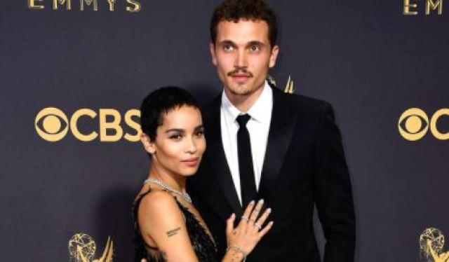 ZOE Y KARL - Tras 18 meses de matrimonio, Zoë Kravitz le pidió el divorcio a Karl Glusman