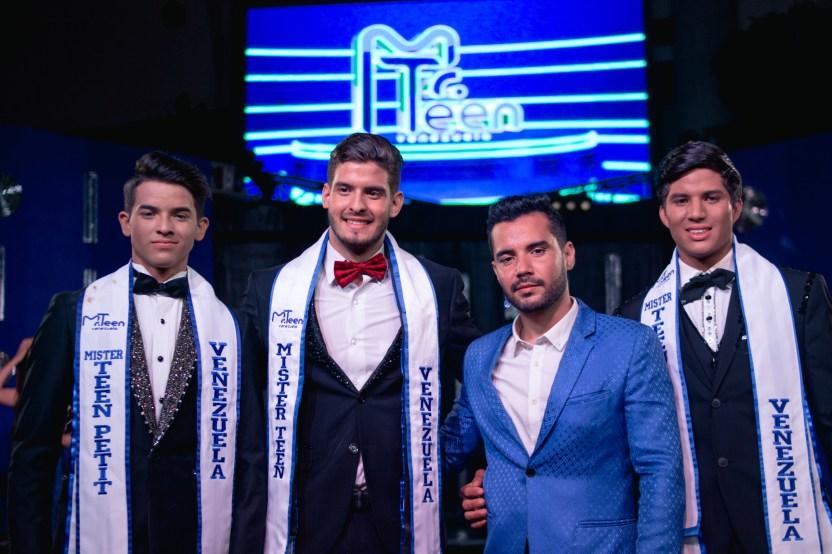Foto 2 - Ramsés Patti gana el título de Mister Teen Venezuela