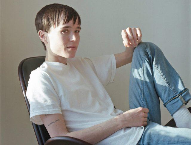 time elliot page wynne neilly featured e1615933222434 - Primera entrevista de Elliot Page tras declararse un hombre trans