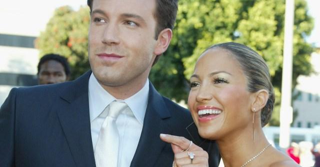 209916 - El anillo de compromiso que Ben Affleck regaló a Jennifer Lopez está valorado en casi 12 millones de dólares