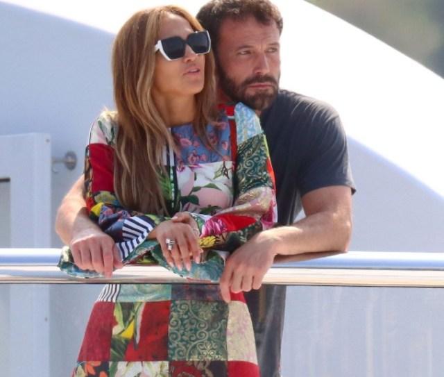 Screenshot 12 1 - Las fotos de las románticas vacaciones de Jennifer Lopez y Ben Affleck en Italia