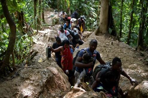 Panamá alerta de que más de 65.000 migrantes pueden estar de camino a EEUU