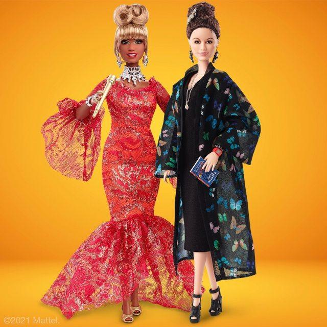 E WzqX XEAQnQ9P - La ESPECTACULAR Barbie que rinde homenaje a la cantante Celia Cruz (FOTOS)