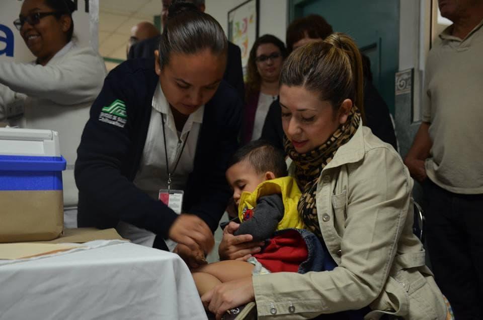 Invita la Secretaria de Salud a vacunarse contra la influenza estacional