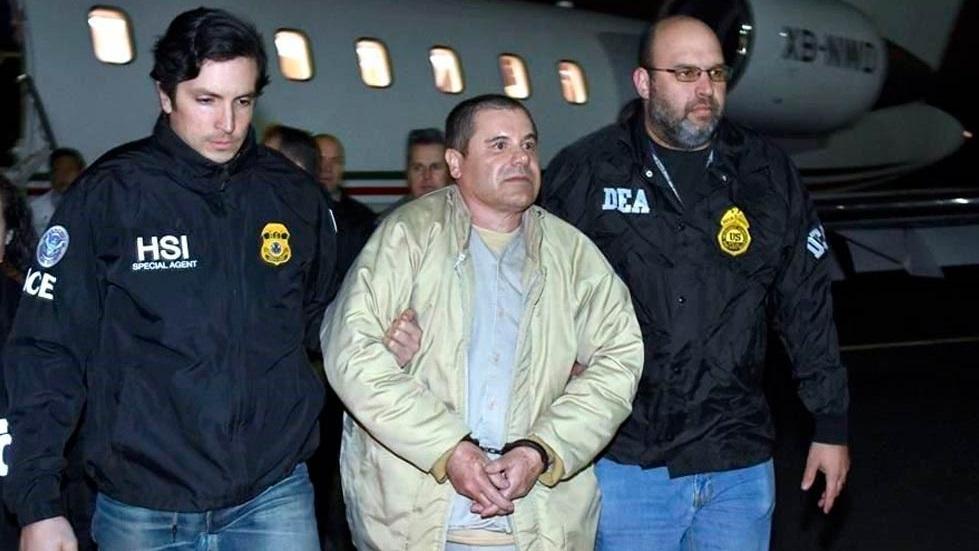 Ratifican condena a General por 'Chapo'