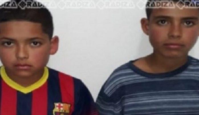 Rescatan en Camargo a niños, escaparon de casa hogar de la capital