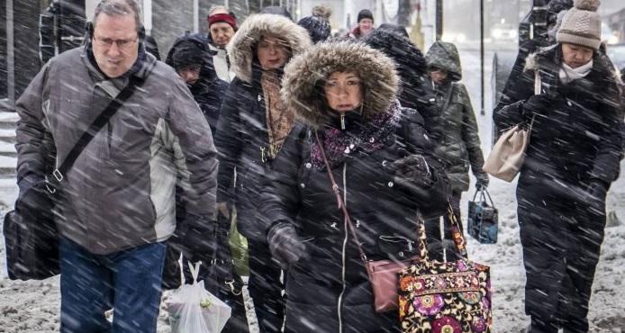 Se prepara EU para un frío extremo de hasta 40 grados bajo cero