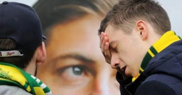 Suspenden de manera definitiva la búsqueda del futbolista Emiliano Sala