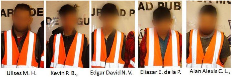 Revelan número de agentes heridos y los 12 sicarios detenidos por ataques vs policías