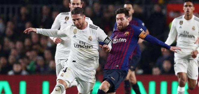 Barcelona y Real Madrid equilibran fuerzas