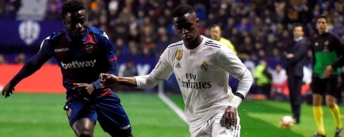 Messi no asusta a nadie: Vinicius Junior del real madrid