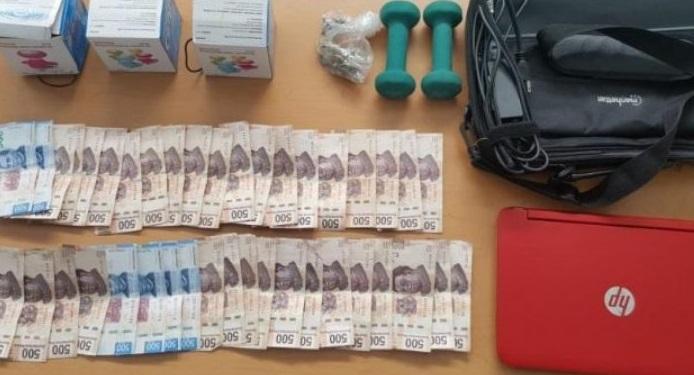 Recuperan joyas y dinero de un robo a una casa en Delicias