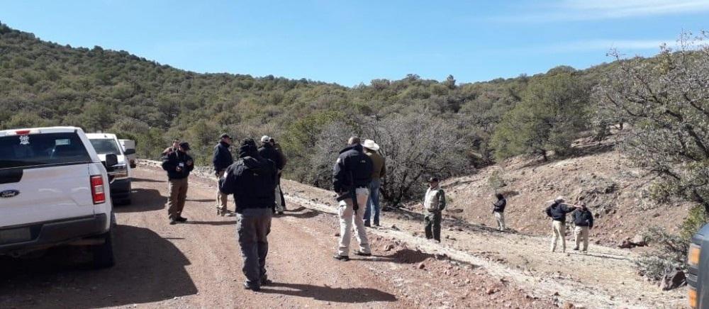 Rastrean en Cuauhtémoc a personas desaparecidas