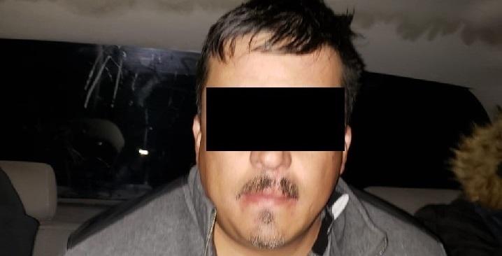 Detienen a líder de la línea en Guerrero