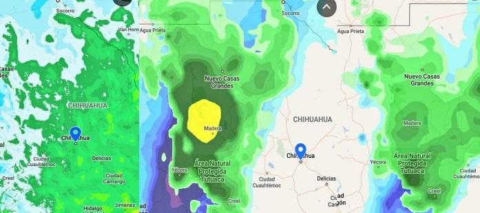 Oscilarán temperaturas de hasta -15 grados mañana en la sierra