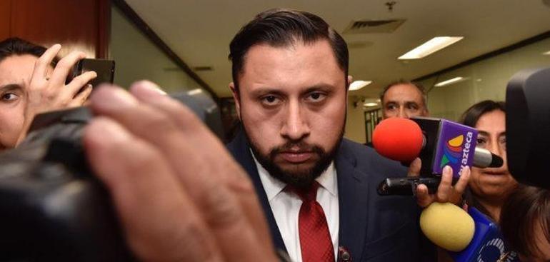 Extienden 6 meses de prisión a Tarín por desviar 15 millones de pesos