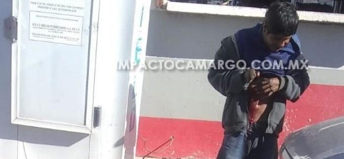 Acuchillan a rarámuri ebrio en Camargo