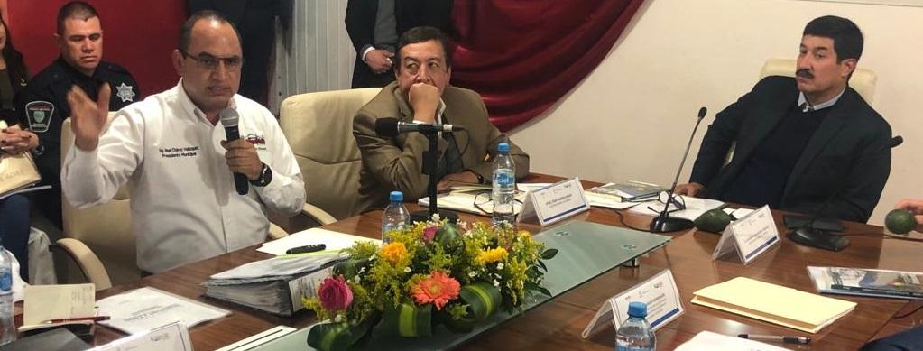 Propone Noel Chávez Seguridad Alimentaria como eje principal del Programa Especial Guadalupe y Calvo.