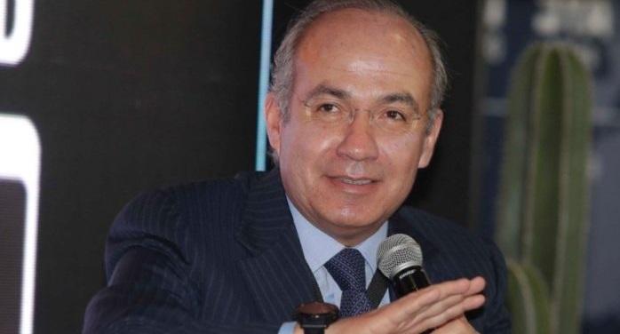 Le responde Calderón a amlo tras acusación