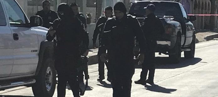 Acribillan a dos en colonia 16 de septiembre en Juárez