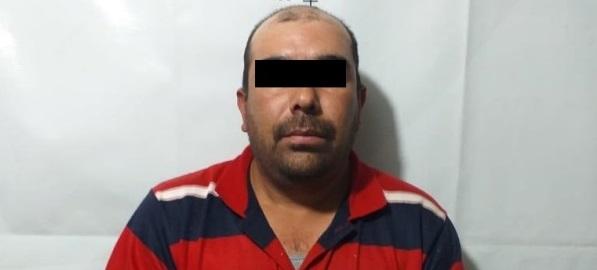 Captura FGE al presunto homicida del activista, Juan Ontiveros