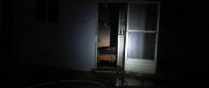 Muere adulto mayor en incendio de su casa