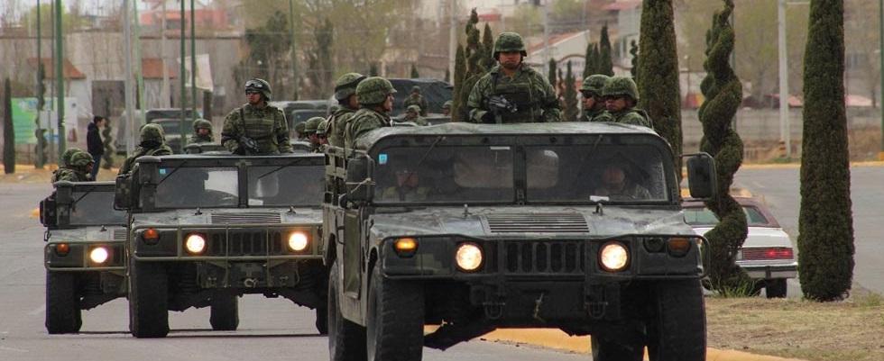 Prematuro, evaluar presencia de militares en Cuauhtémoc: Tena