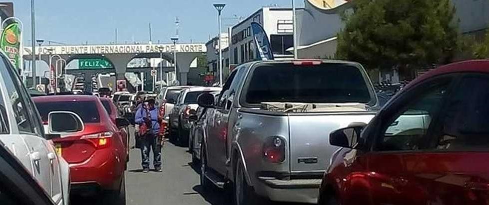 Urge México a EU más personal en puentes internacionales