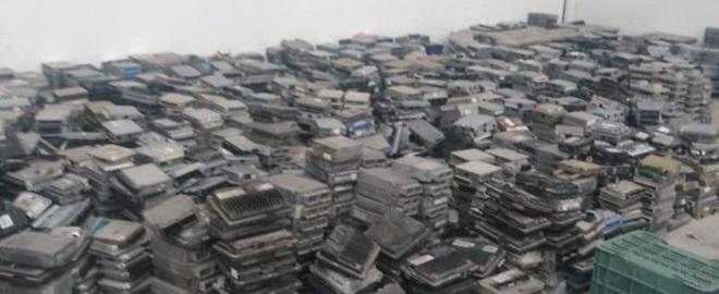 En Jalisco hallan miles de computadoras de autos robadas