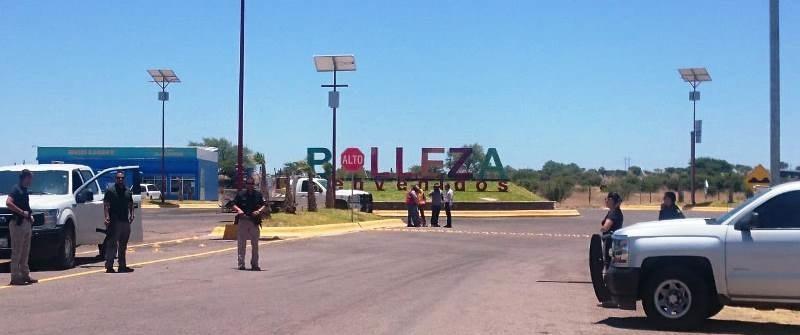 Continúa operativo de seguridad en Valle del Rosario y municipios aledaños