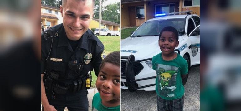 Niño de 6 años llamó al 911 de Florida porque se sentía solo