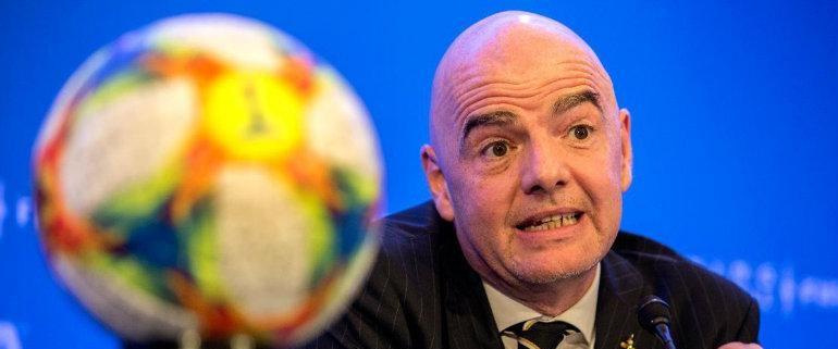 FIFA rechazó aumentar selecciones para Mundial de Qatar 2022