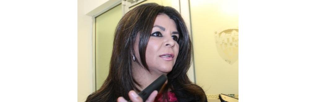 Renuncia la ex diputada Mayra Diaz al PRI
