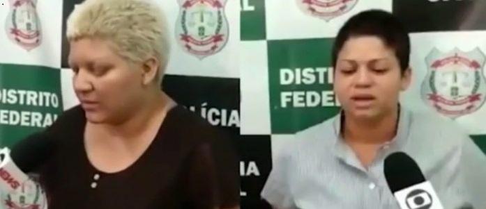 Pareja asesina a su hijo a puñaladas mientras dormía en Brasil