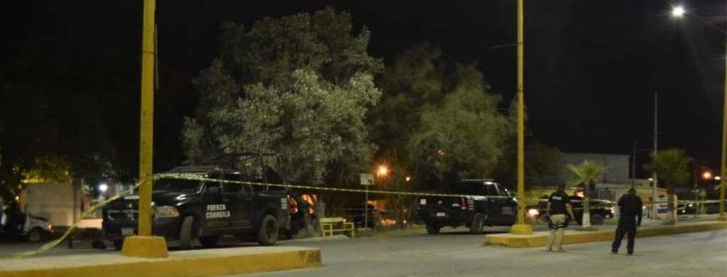 Agentes repelen agresión y abaten a 3 sujetos en Monclova