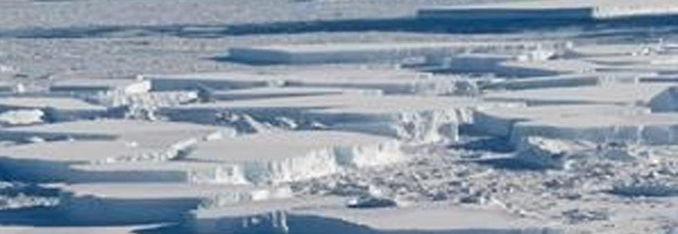 Alertan por rápido deshielo en la Antártida