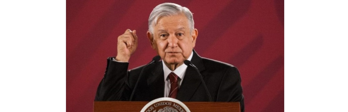 Todos somos migrantes, dice López Obrador