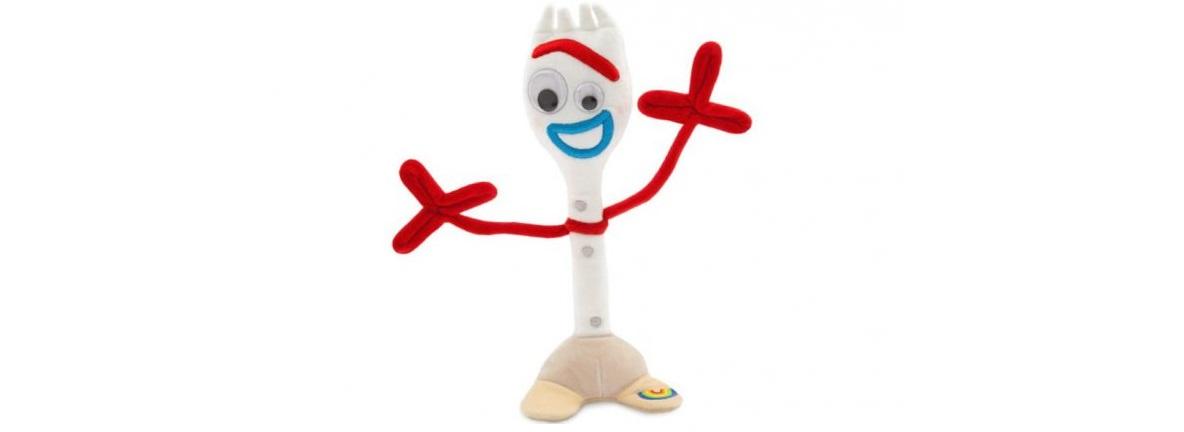 Retira Disney muñecos de forky del mercado
