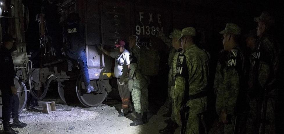 Asegura la Guardia Nacional otros 22 indocumentados en Jiménez