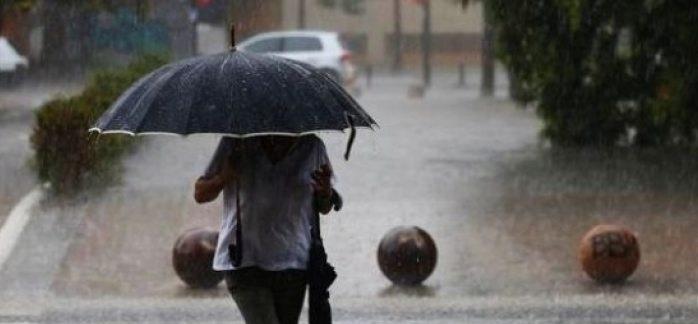 Alertan por lluvias fuertes, granizo y tormentas en la sierra
