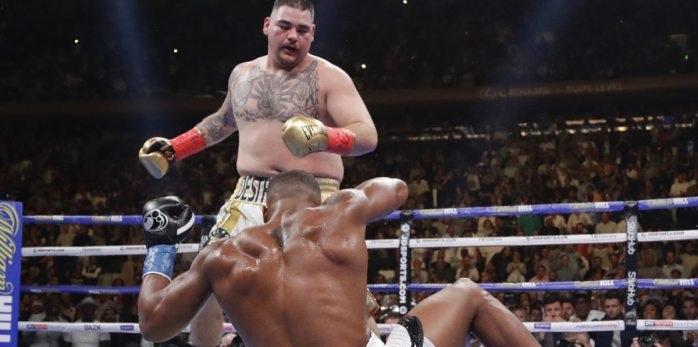 Andy Ruiz se niega a pelear en Arabia Saudita